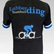 Rennersshirt korte mouwen achterzijde - Henk Lubberding